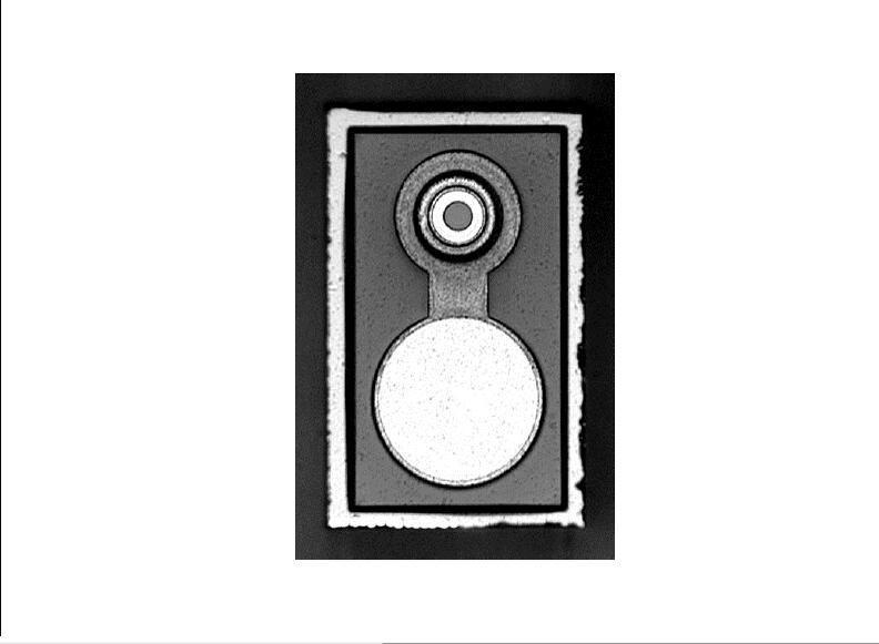 650nm gun dot sights LED Senser chip VCSEL chip 2
