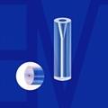 1ch Round glass tube cylindrical fiber