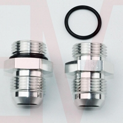 Male AN O-ring ORB fitting adapter with O ring