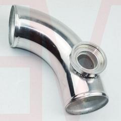 HKS Greddy BOV泄壓閥轉接座 焊接鋁管底座 鋁管三通 T型鋁管