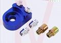 oil filter meter gauge cooler sensor