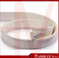 Flame-retardant Fire Proof Heat Resistant Silicone Glassfiber Sleeve Hose 5