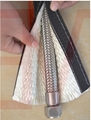 Flame-retardant Fire Proof Heat Resistant Silicone Glassfiber Sleeve Hose 6