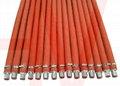 Flame-retardant Fire Proof Heat Resistant Silicone Glassfiber Sleeve Hose 9