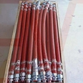 Flame-retardant Fire Proof Heat Resistant Silicone Glassfiber Sleeve Hose 16