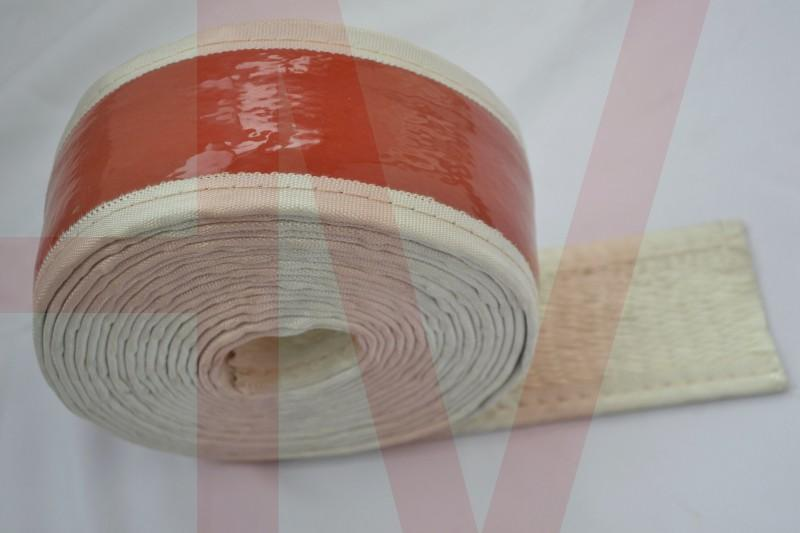Flame-retardant Fire Proof Heat Resistant Silicone Glassfiber Sleeve Hose 19