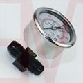 sensor gauge fitting adapter w/t 1/8 NPT
