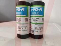 Denka HARDLOC UV Bonding optical adhesives glue lens electronic device