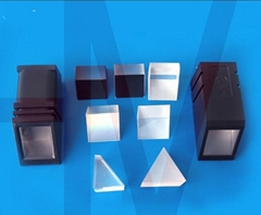 Factory supply Optical Laser lens filter prism processing customized