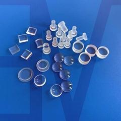 Optical concave convex lens machine apparatus protector customized