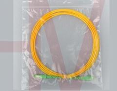SC FC ST LC MU E2000 UPC APC fiber optic connector patchcord