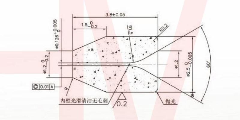 optical fiber zirconia ceramic ferrule customized 8
