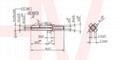 optical fiber zirconia ceramic ferrule customized 9