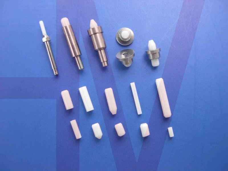 optical fiber zirconia ceramic ferrule customized 1