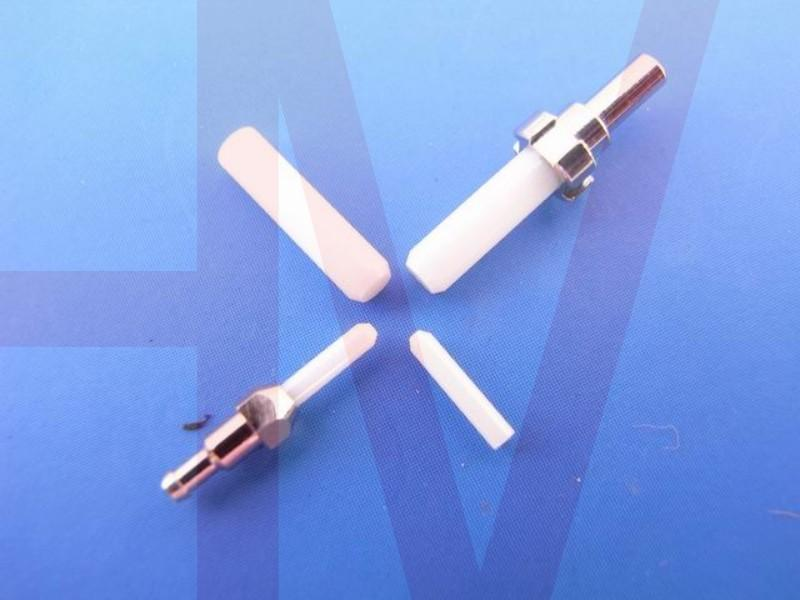 optical fiber zirconia ceramic ferrule customized 5