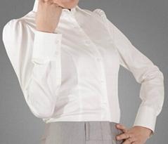 长袖商务女式衬衣