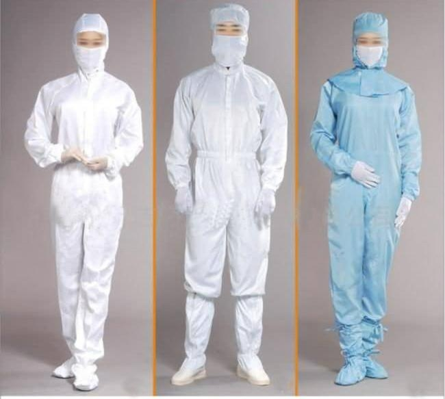 Antistatic clothing 1