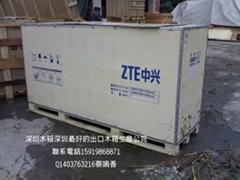 深圳布吉易碎品木箱