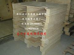 深圳坂田卡板廠 出口卡板木箱廠 深圳卡板工廠