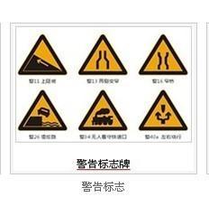 石家莊交通標誌標牌