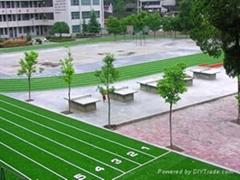 Running Track artificial grass