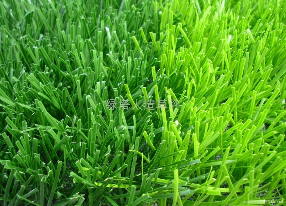 鑽石單絲人造草坪 5