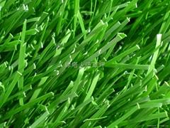 雙色單絲人造草坪