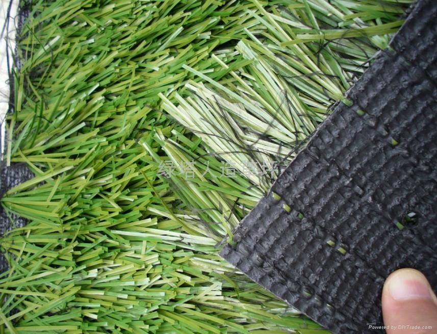 賽爾隆橄欖單絲人造草坪 1