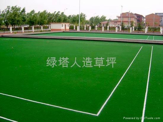 門球場專用人造草坪 4