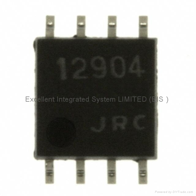 Sell JRC(NJRC) all series ICs Voltage Regulators Amplifiers