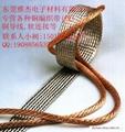 优质1-50000A铜编织线软