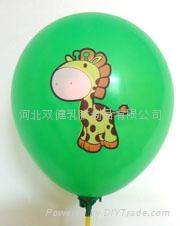 10 寸 1.8克 廣告氣球