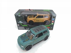 1:16 Radio control car toys 5-CH with lights(RC open the door)