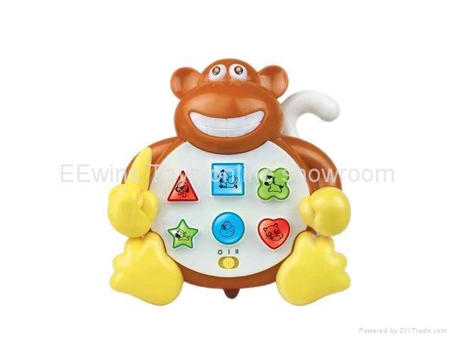 Electronic musical toys orangutan 1