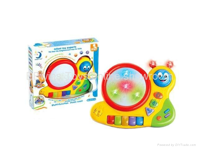Funny music toys for baby 1
