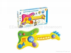 Multi-function baby musical toys guitar