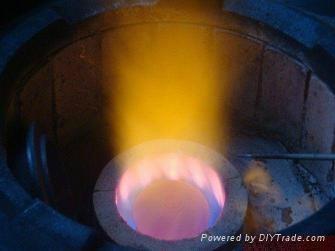 醇基燃料连体炉芯三代更节油甲醇不飞油炉头 2