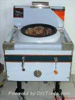 不锈钢单炒单温灶醇油炒炉 1