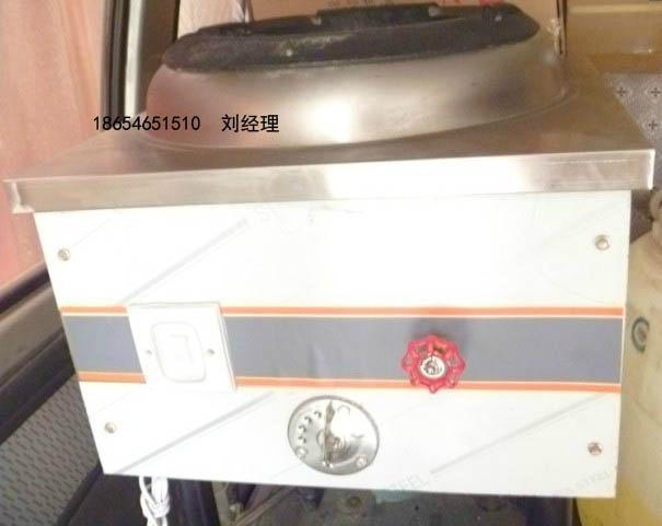 甲醇燃料单炒灶饭店单灶烧醇基燃料的不锈钢灶 1