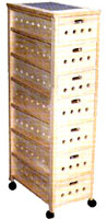 Wooden cabinet 1
