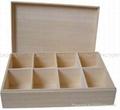 木制茶叶盒 1
