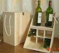 6 bottle wood box 2