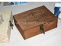 复古木盒子,乡村田园风格木盒,收纳盒