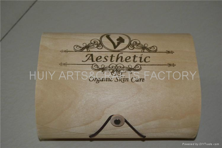 China supplier high quality wood gift box 3