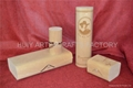 Flexible veneer box for wine bottle,golf