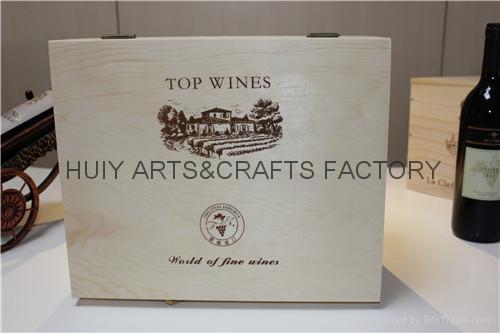 6 bottle wine case  2