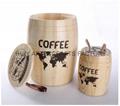 Mini Coffee bean barrel wholesale 2