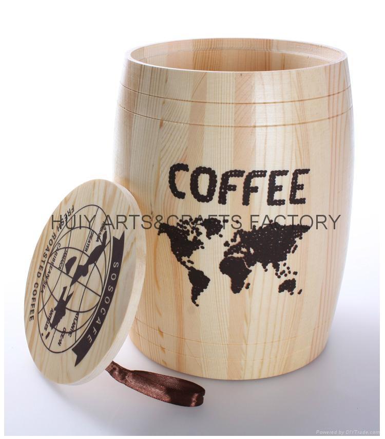 Mini Coffee bean barrel wholesale 4