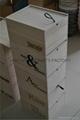Home decoration wooden storage box