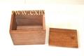 Pet memorial urns/wood cremation caskets 6